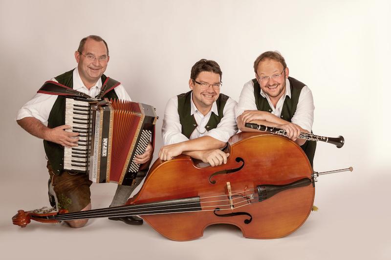 Bayerische Musik für jedes Fest